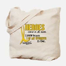 Heroes All Sizes 1 (Student) Tote Bag