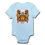 Tinoco Family Crest Infant Creeper
