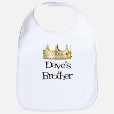 Dave's Brother Bib