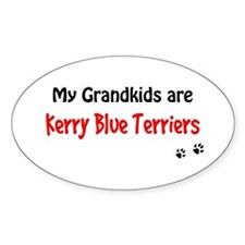 Kerry Grandkids Oval Decal