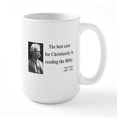 Mark Twain 20 Mug
