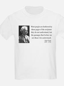 Mark Twain 21 T-Shirt