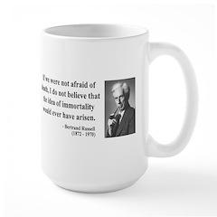 Bertrand Russell 5 Large Mug