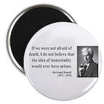 Bertrand Russell 5 Magnet