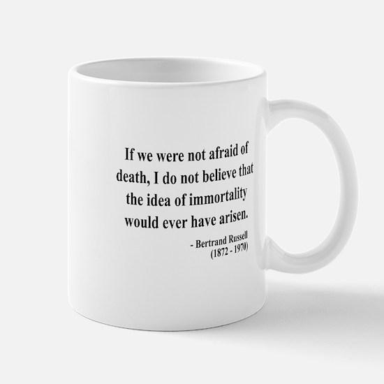 Bertrand Russell 5 Mug