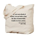 Bertrand Russell 5 Tote Bag