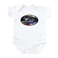 CALIPSO CloudSat Infant Bodysuit