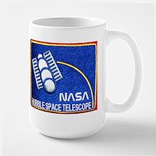 Hubble Space Telescope Large Mug