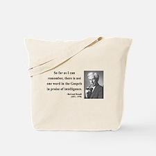 Bertrand Russell 8 Tote Bag