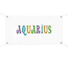 Aquarius Banner