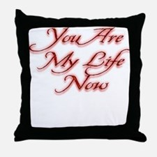Edward Told Bella in Twilight Throw Pillow
