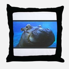 Cool Snake eyes Throw Pillow