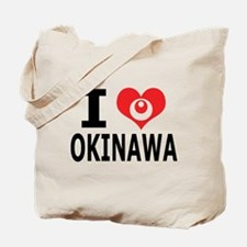 Funny Okinawa Tote Bag