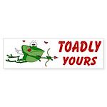 Valentine Bumper Sticker (10 pk)