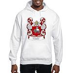 Valdes Family Crest Hooded Sweatshirt