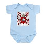 Valdes Family Crest Infant Creeper