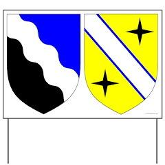 Herbert von Kalden's Camp Sign