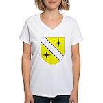 Keterlyn's Women's V-Neck T-Shirt