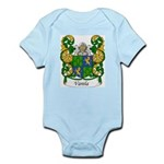 Varela Family Crest Infant Creeper