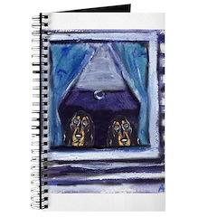 COONHOUND window Journal