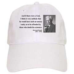 Bertrand Russell 10 Cap