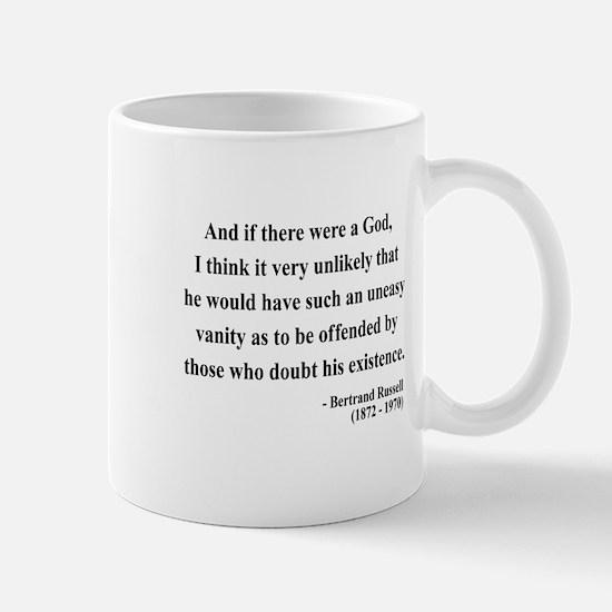 Bertrand Russell 10 Mug