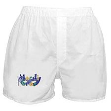 MG PL MK Boxer Shorts