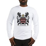 Vasconcelos Family Crest Long Sleeve T-Shirt