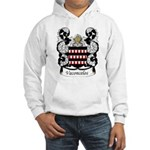 Vasconcelos Family Crest Hooded Sweatshirt