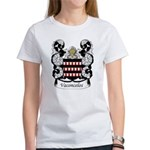 Vasconcelos Family Crest Women's T-Shirt