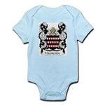 Vasconcelos Family Crest Infant Creeper
