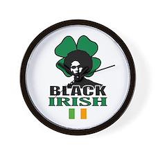 St. Patricks Day Wall Clock