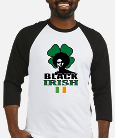 St. Patricks Day Baseball Jersey