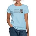 Bertrand Russell 14 Women's Light T-Shirt