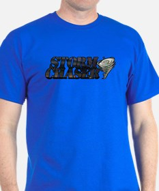 Storm Chaser Text T-Shirt