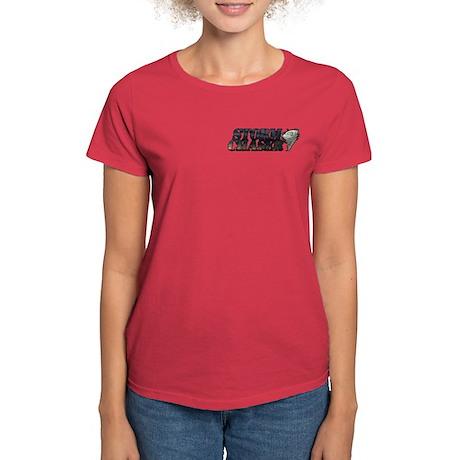 Storm Chaser Text Women's Dark T-Shirt