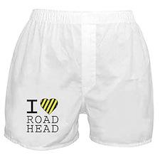 I Love Road Head Boxer Shorts