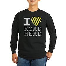 I Love Road Head T