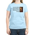 Thomas Paine 19 Women's Light T-Shirt