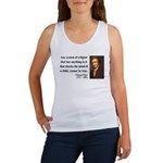 Thomas Paine 19 Women's Tank Top