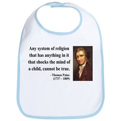 Thomas Paine 19 Bib