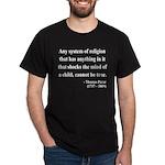 Thomas Paine 19 Dark T-Shirt