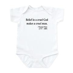Thomas Paine 20 Infant Bodysuit