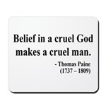 Thomas Paine 20 Mousepad