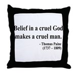 Thomas Paine 20 Throw Pillow