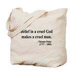 Thomas Paine 20 Tote Bag