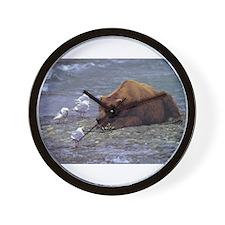 Funny Funny vegetarian Wall Clock