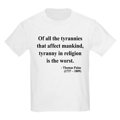 Thomas Paine 21 T-Shirt