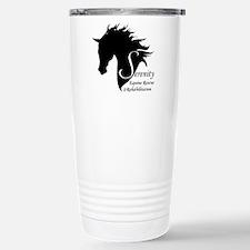 Serenity Stainless Steel Travel Mug