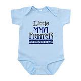 Baby kick boxing Baby